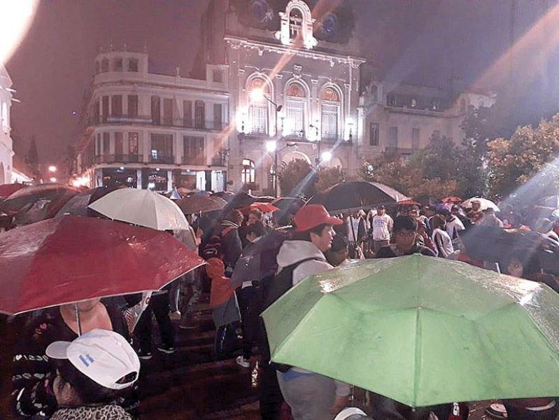 Comunicador Popular's photo on #Cacerolazo