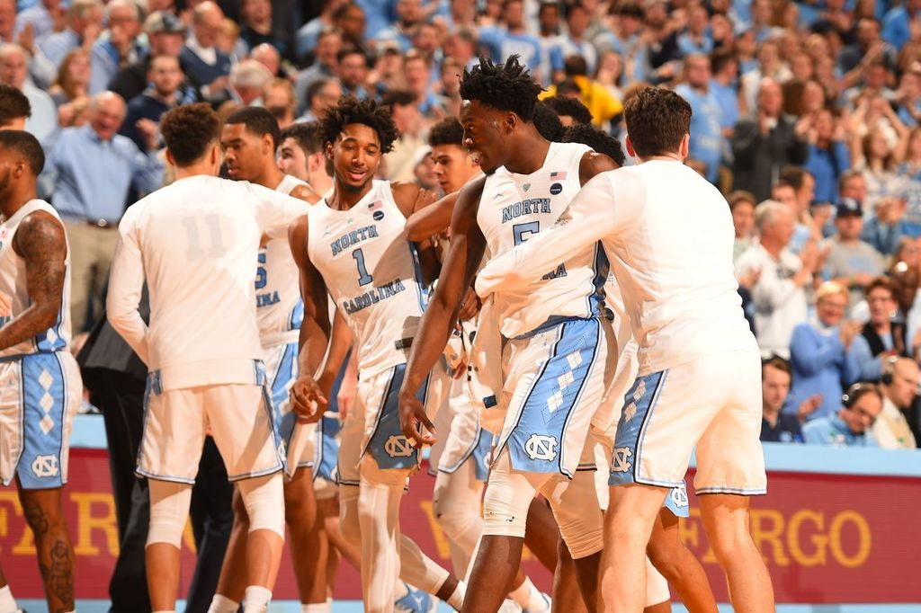 UNC Basketball: The Tar Heels are back on the road to take on the Miami Hurricanes https://t.co/oasyP6Yg5J https://t.co/8QhY3zkO8b