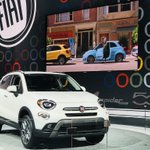 Image for the Tweet beginning: See the new @FiatUSA #500X
