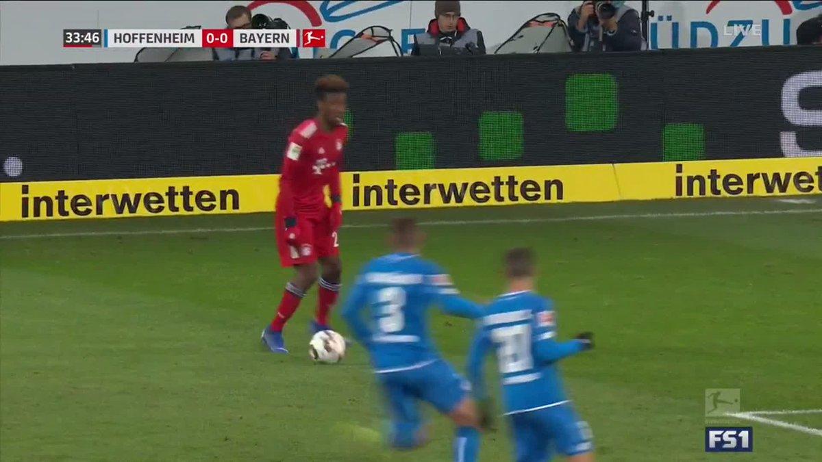 Leon Goretzka scores the first Bundesliga goal of 2019!