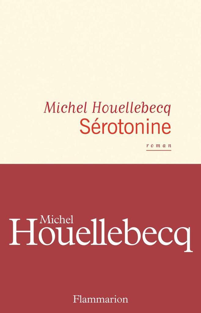 RT @sociolitte: #VendrediLecture  SÉROTONINE, Michel Houellebecq Hé oui ! 😉 #serotonine #Houellebecq @Ed_Flammarion https://t.co/BXQRPSbaK8