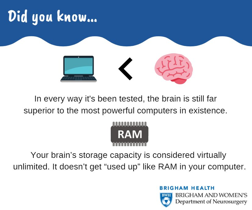 BWH Neurosurgery's photo on #FunFactFriday