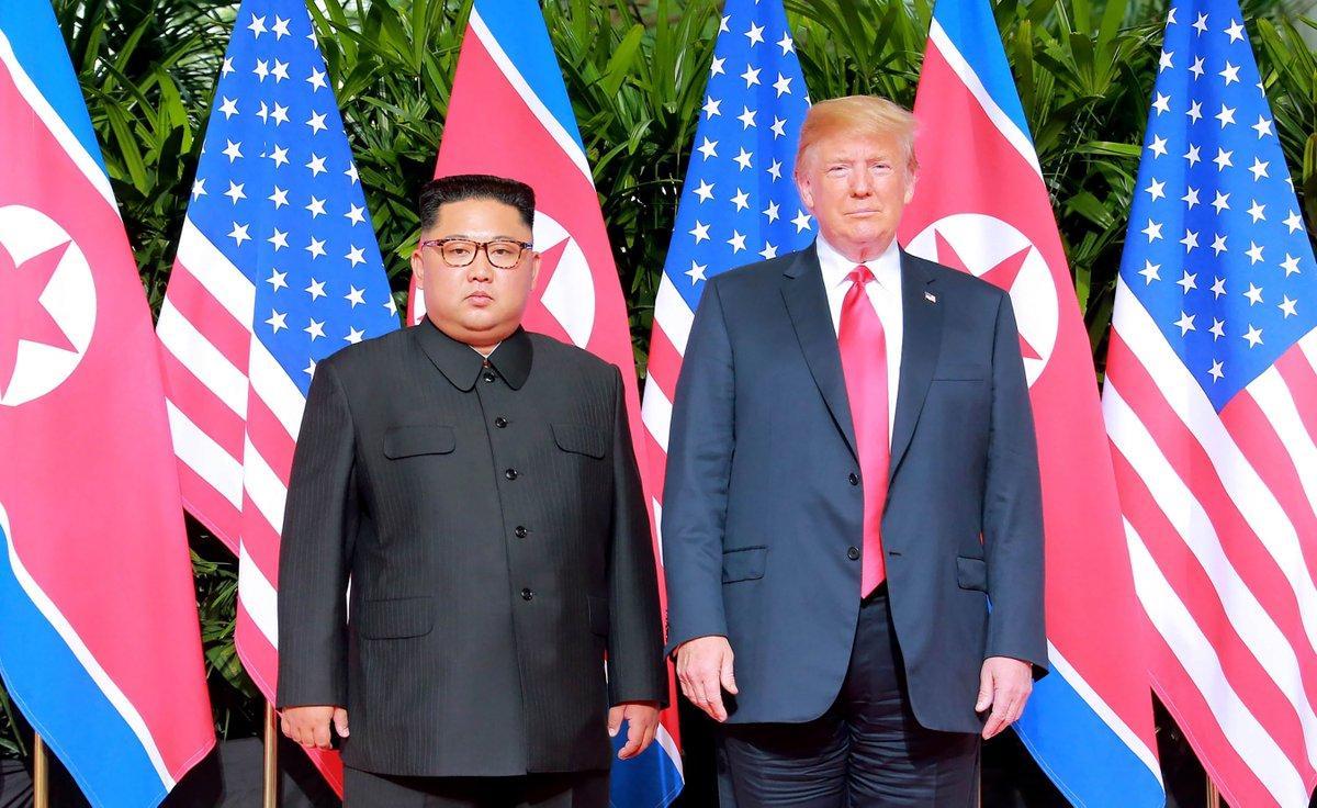 Un nouveau sommet entre Kim Jong-un et Donald Trump aura lieu fin février https://t.co/sOSRNBnGtP