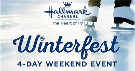 HALLMARK PREMIERES 3 NEW MOVIES during 4 DAY WINTERFEST WEEKEND EVENT! https://t.co/cH4rdiQS90 https://t.co/PbLLdhTpbm
