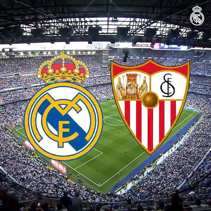 Real Madrid C.F.⚽'s photo on DÍA DE PARTIDO