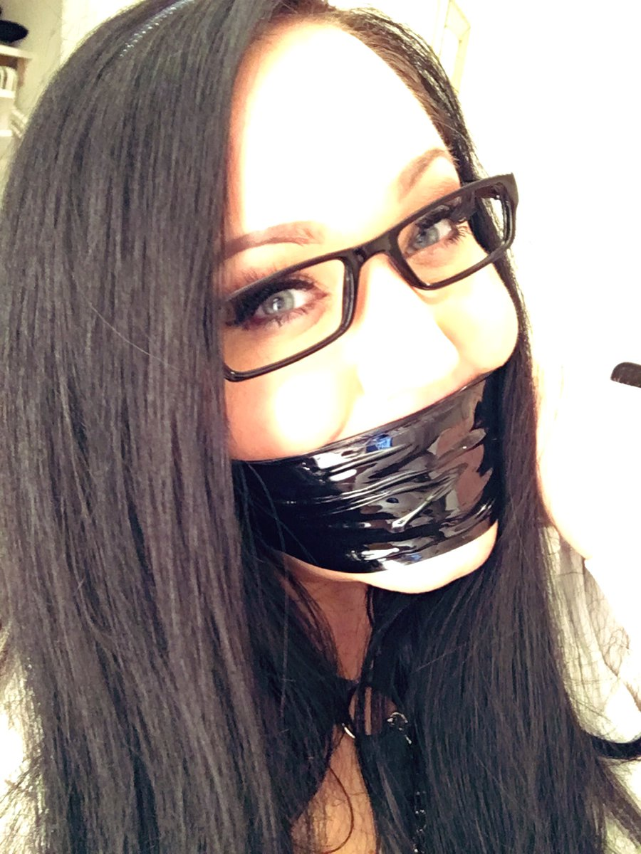 bondage wrap gag