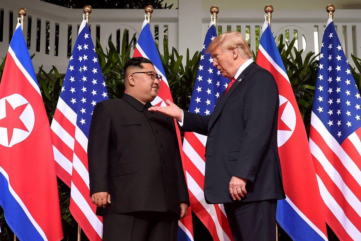 Un nouveau sommet entre Trump et Kim Jong Un aura lieu fin février https://t.co/onZJjvcQSh