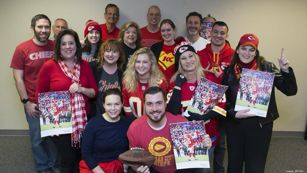 KC Business Journal's photo on #RedFriday