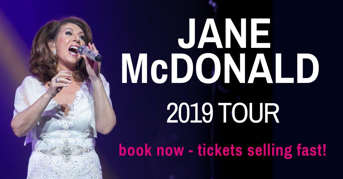 Jane McDonald's photo on Jane McDonald