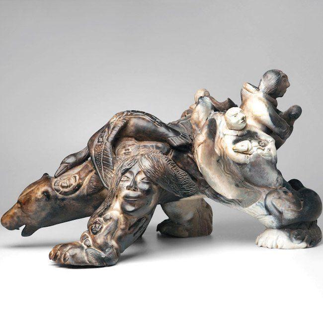 Inuit Art Portal's photo on #FeelGoodFriday