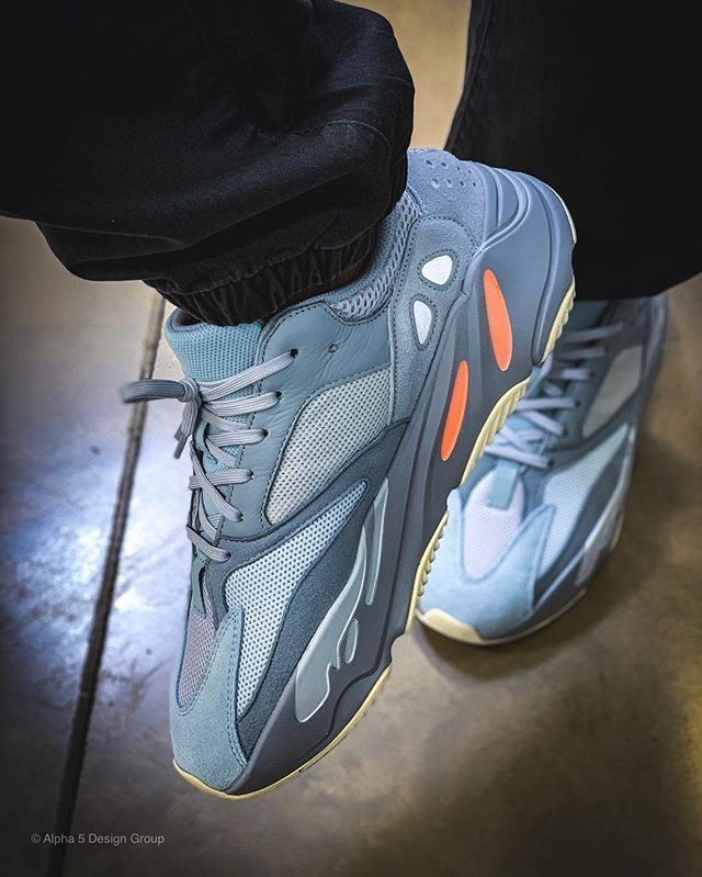 """f5e65b36a0745 The adidas Yeezy Boost 700 """"Inertia"""" releases in  Marchpic.twitter.com gGVaWI8NjV"""