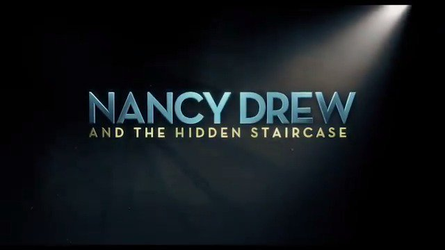 Check out the exclusive #NancyDrew trailer debut right here. I can't wait for this.