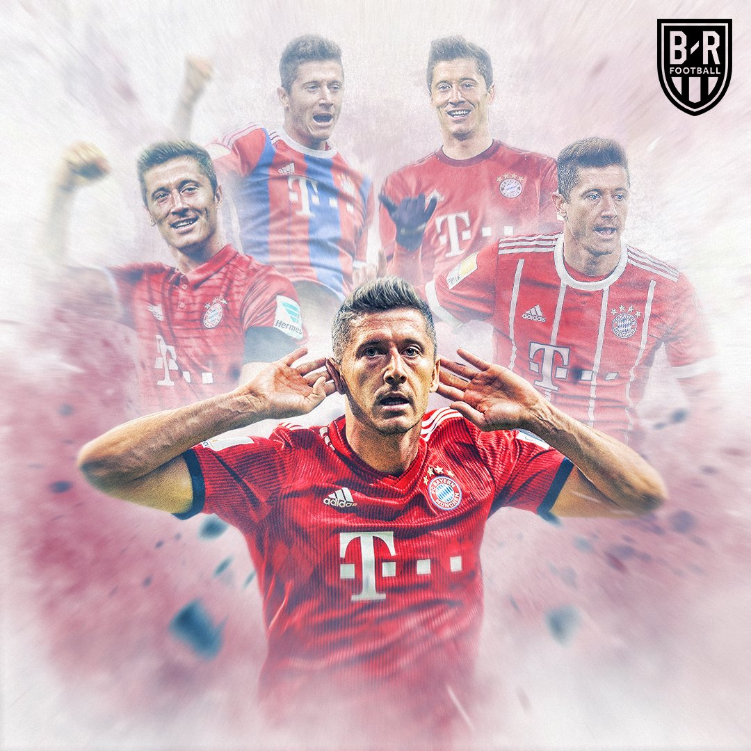 New year. Same @lewy_official ⚽