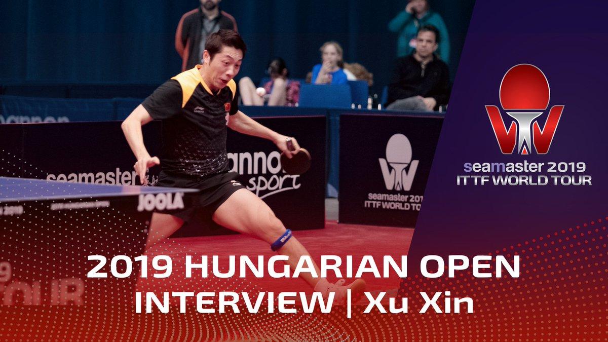 Let's watch Match Review of Xu Xin revenge against Liang Jingkun. #ITTFWorldTour #2019HUNopen