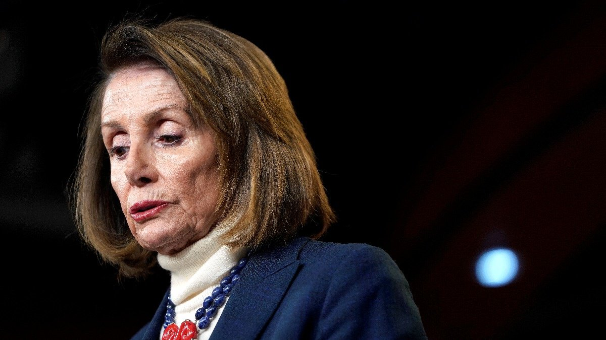 Pelosi accuses Trump of ''outing' her Afghan trip https://reut.rs/2FK20sT