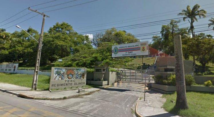 Cabo do Exército é preso em Olinda por desviar armas e munições de quartel para traficantes