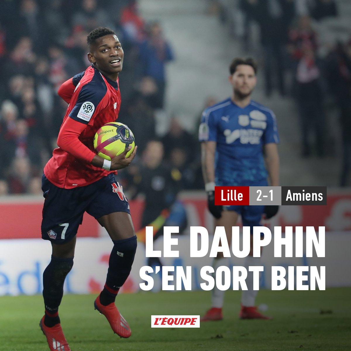 L'ÉQUIPE's photo on Lille
