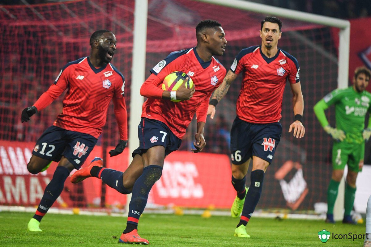 Actu Foot's photo on Lille