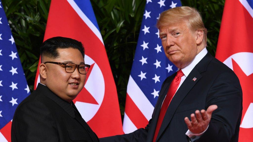 Un nouveau sommet entre Donald Trump et Kim Jong-un prévu 'vers la fin février' https://t.co/n0PaAqV3HX