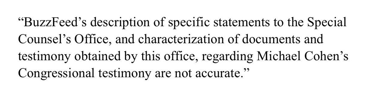 NEWS: Rare public statement from Office of Special Counsel