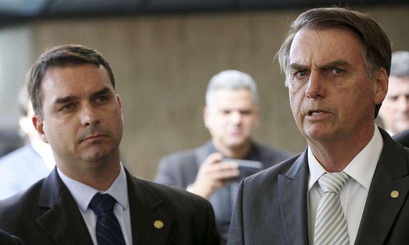 Em um mês, Flávio Bolsonaro recebeu 48 depósitos suspeitos, diz jornal https://t.co/edbPMJyIpQ