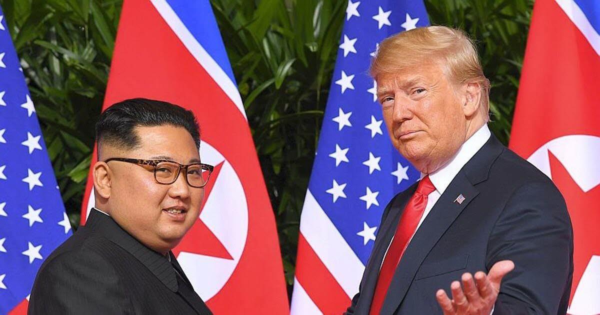 Prochain sommet entre Trump et Kim Jong Un fin février https://t.co/nJbzkiEJz5