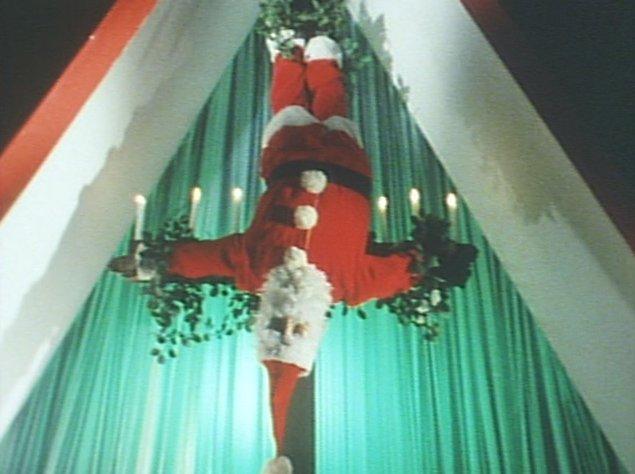 Crucified Santa Japan