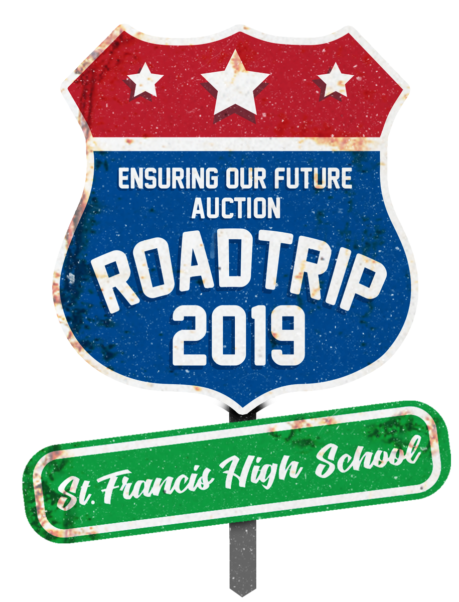 """Are you wondering why you should support the St. Francis High School """"Ensuring Our Future"""" Auction?  Follow this link to hear first-hand from our students!  https://youtu.be/gFR9XGkuJBk"""