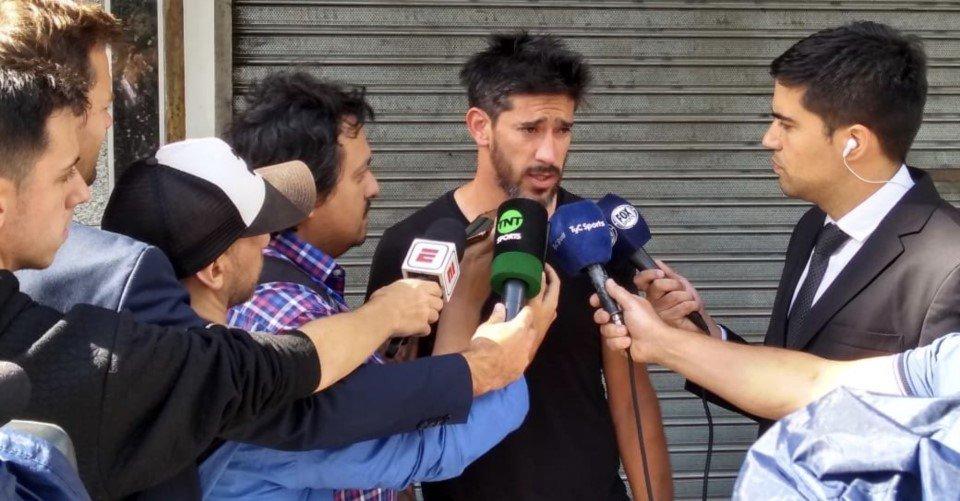"""Pablo Pérez: """"Todos los desafíos son importantes"""""""