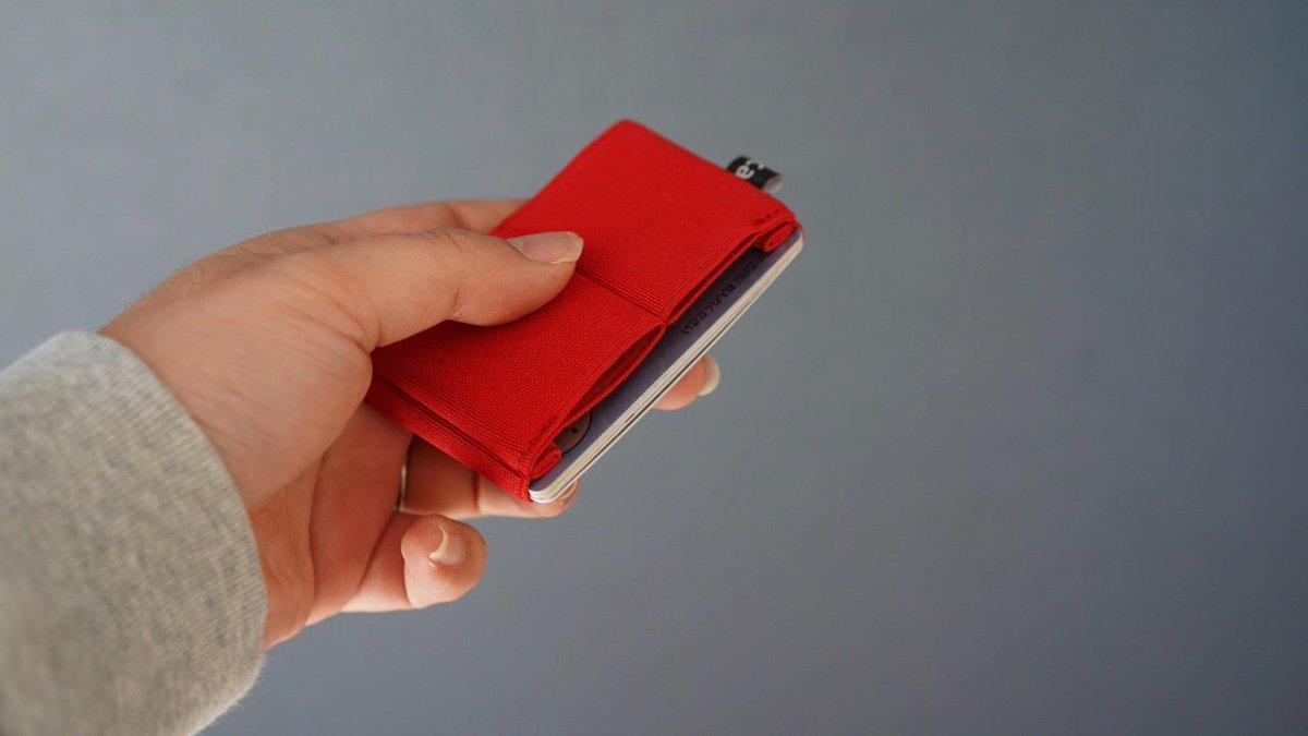これがお財布? 嘘でしょ? キャッシュレス時代のお財布「ニルウォレット」を使ってみた https://t.co/szYoKYbpRv