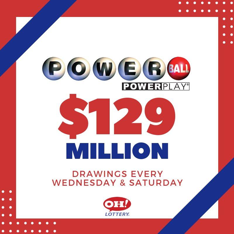 Ohio Lottery's photo on #PowerBall