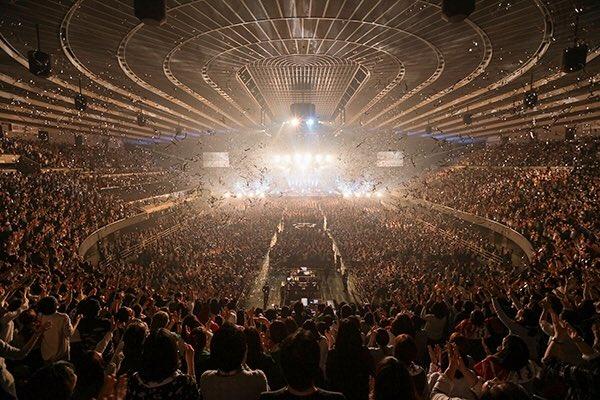 大阪城ホール hashtag on Twitte...