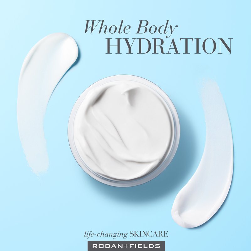 Forget lightning-in-a-bottle—#RodanandFields Active Hydration Body Replenish is radiance-in-a-jar. Do you love it as much as we do?