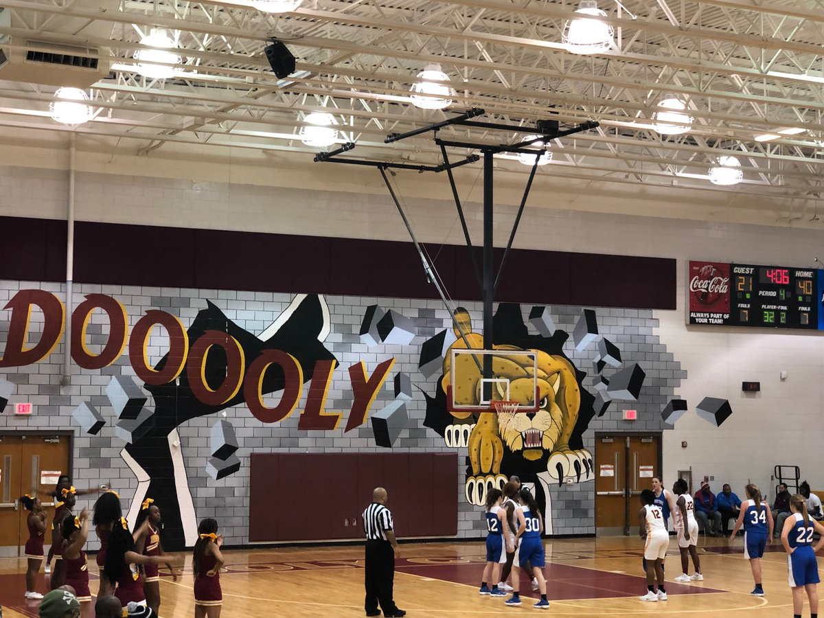Dooly Girls basketball is owning the court! #thisisdooly