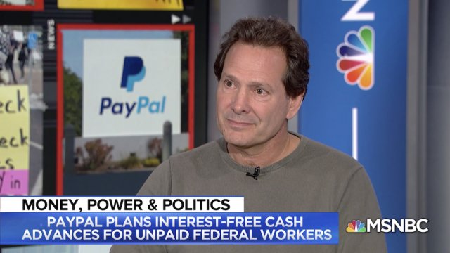 PayPal to fund $25 million in cash advances for unpaid federal workers during shutdown https://t.co/Em3hSnbznb