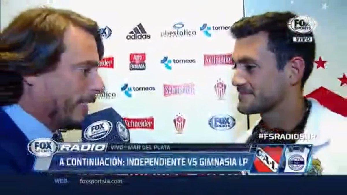 FOX Sports Argentina's photo on Martín Arias