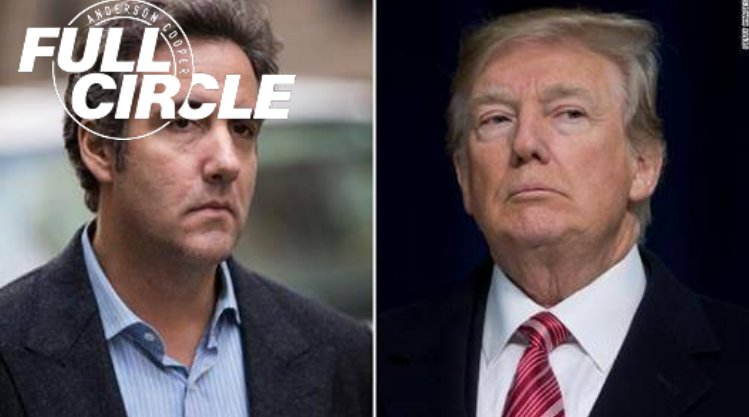 The White House denies a bombshell BuzzFeed report that Trump personally directed his fmr. attorney Michael Cohen to lie to Congress about the Moscow Trump Tower project.  CNN Chief Legal Analyst Jeffrey Toobin joins Full Circle. Tune in on Facebook Watch: https://t.co/2JEWikPzXr