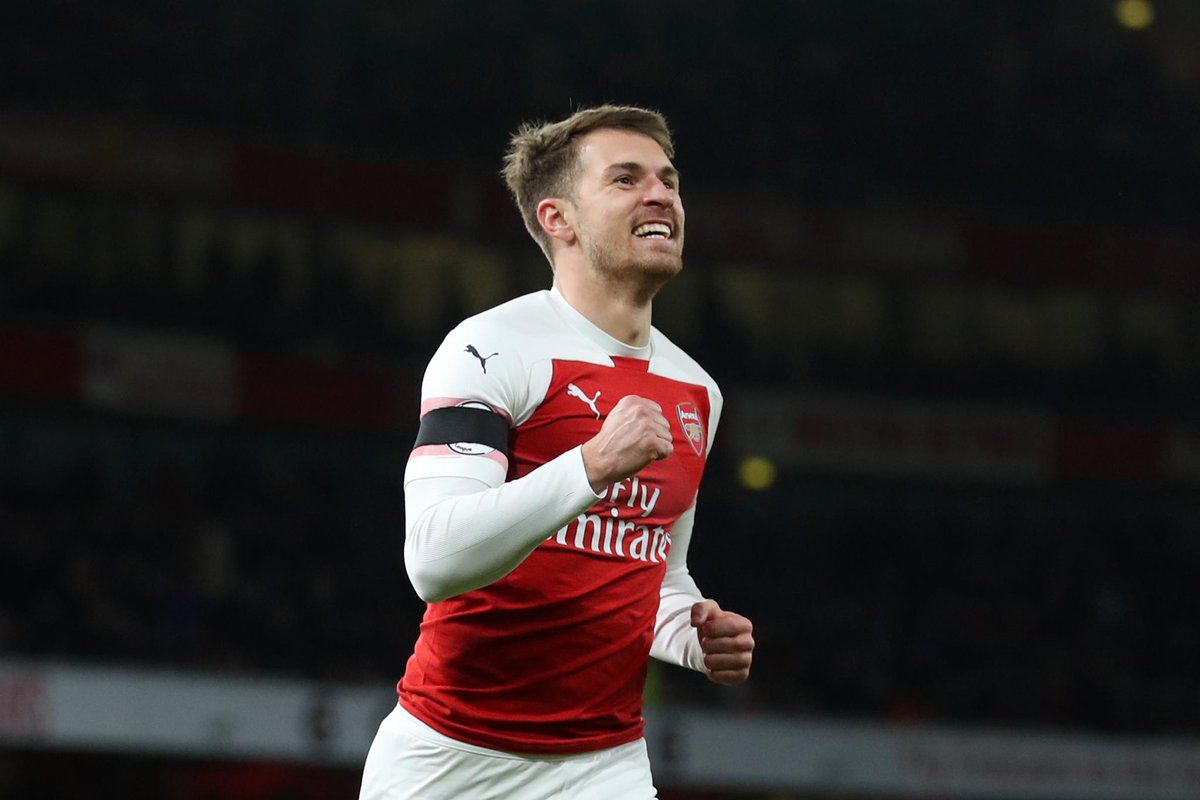 Don't be surprised if Aaron Ramsey is at the forefront of Arsenal's game plan on Saturday...  Talking Tactics ➡️ http://preml.ge/0DROHn