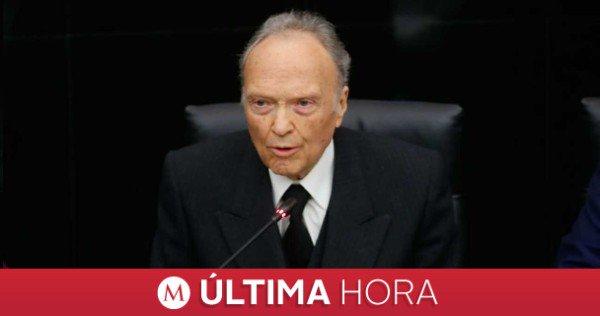 #ÚLTIMAHORA | Alejandro Gertz Manero es elegido por el #Senado para ser el Fiscal General de la República https://t.co/PfKnBwjLFg