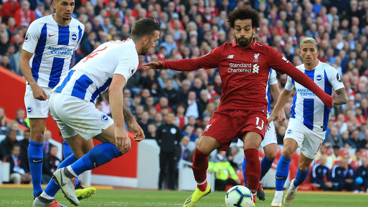 Liverpool เตะคืนวันเสาร์เวลา 4 ทุ่มมาแล้ว 9 นัดก่อนหน้านี้ เอาชนะได้ทุกนัด รวมนัดล่าสุดที่บุกไปชนะ Brighton 1-0 ในเกมล่าสุดด้วย #lfcthai