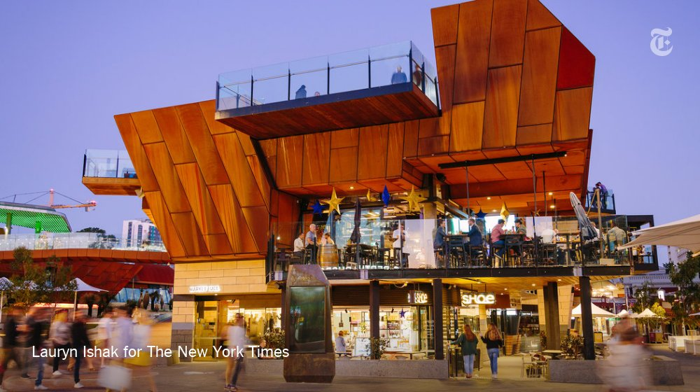 52 Places to Go in 2019, No. 43: Perth, Australia. A city transformed and enlivened. https://nyti.ms/2FEkhrd