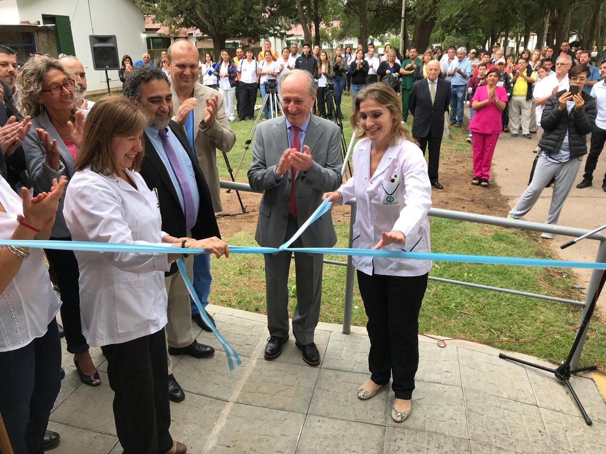 #GeneralPico | Inauguran Laboratorio Bacteriológico en el Hospital Gobernador Centeno