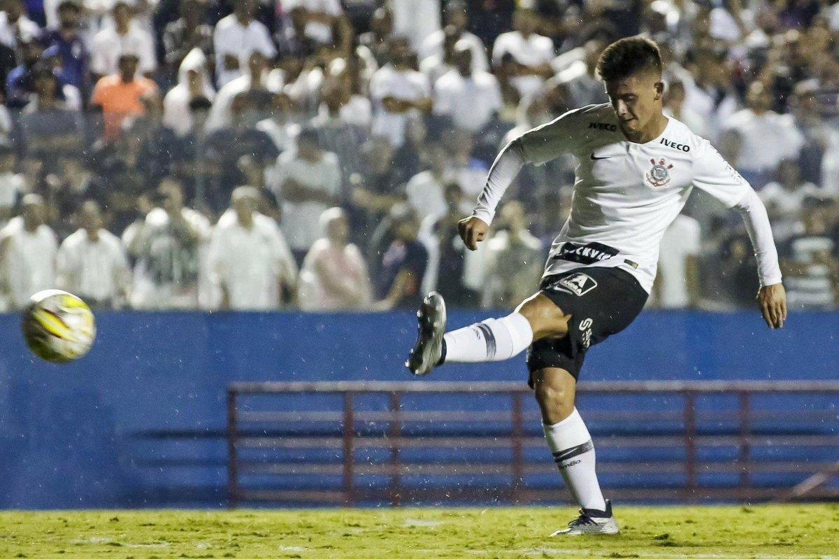 Prêmio Dener: gol de Rafinha, do Corinthians, é eleito o mais bonito das oitavas da Copinha https://t.co/TDlcR9GEAZ