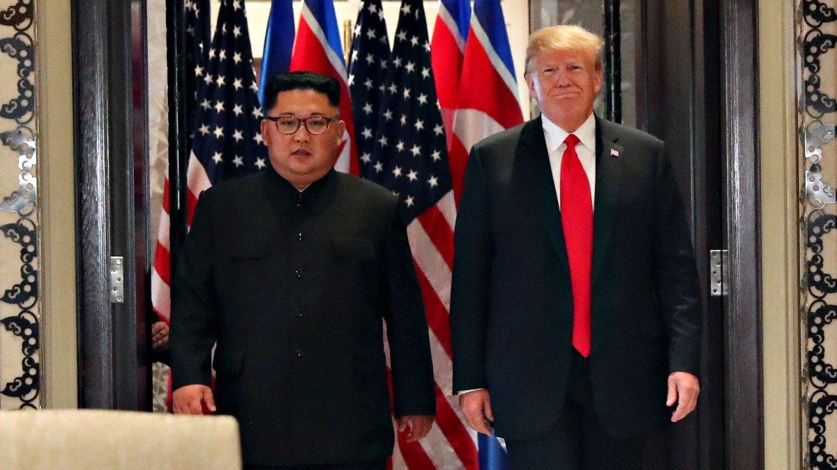 Trump, Kim to meet at second nuclear summit https://reut.rs/2DjXcIV