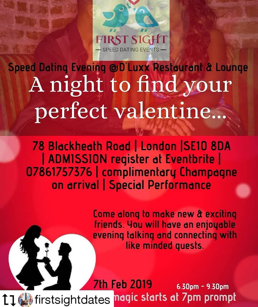 speed dating london 7th february