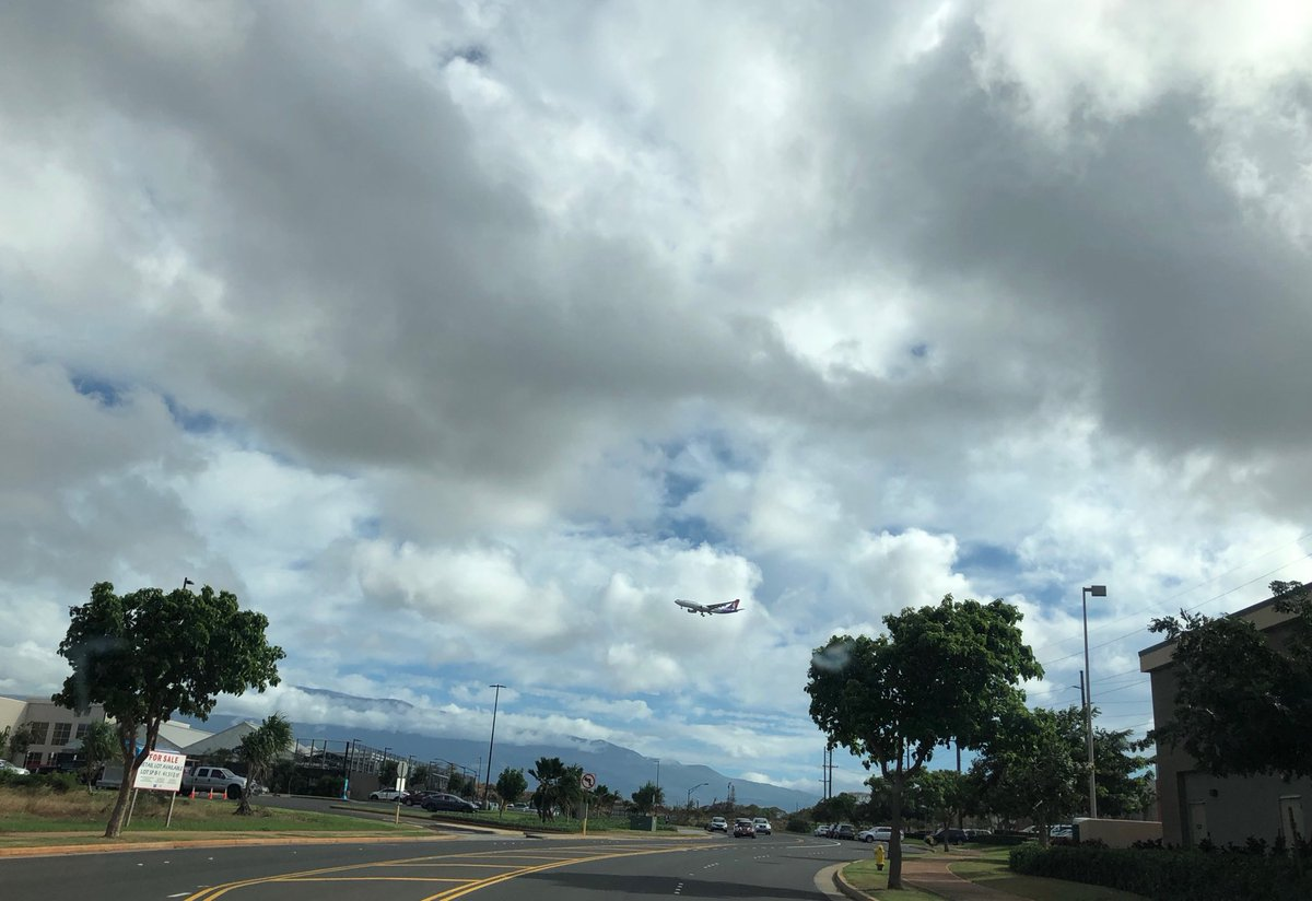 test Twitter Media - Mostly cloudy and warm in Kahului.  #cmweather #maui https://t.co/3iIByecYuS