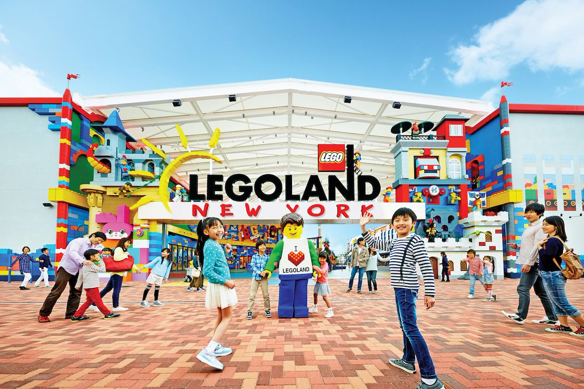 LEGOLAND New York is recruiting kid reporters and perks include free annual passes: https://trib.al/OdGyn6j