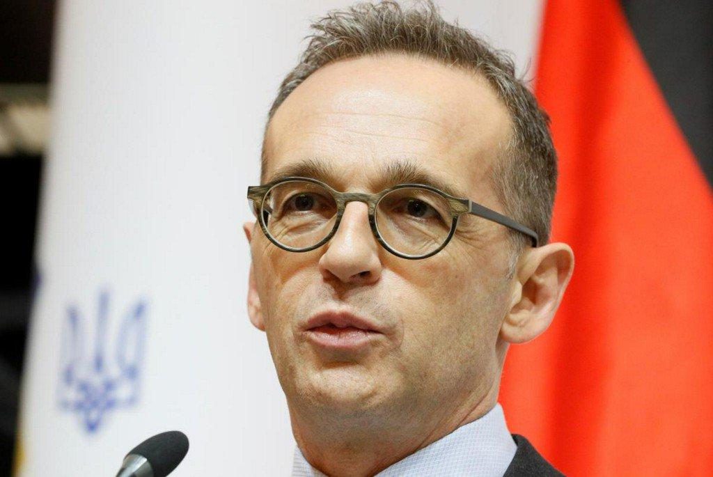Germany urges Russia, Ukraine to de-escalate conflict https://t.co/5eMJ7uQmW2