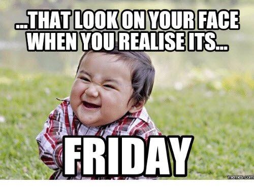 Liz Lafferty🐱's photo on #FridayFeeIing