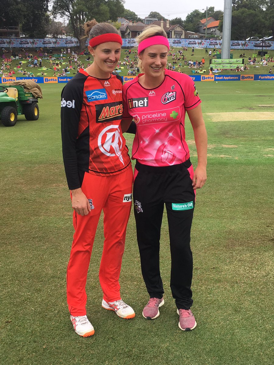 Renegades WBBL's photo on #GETONRED